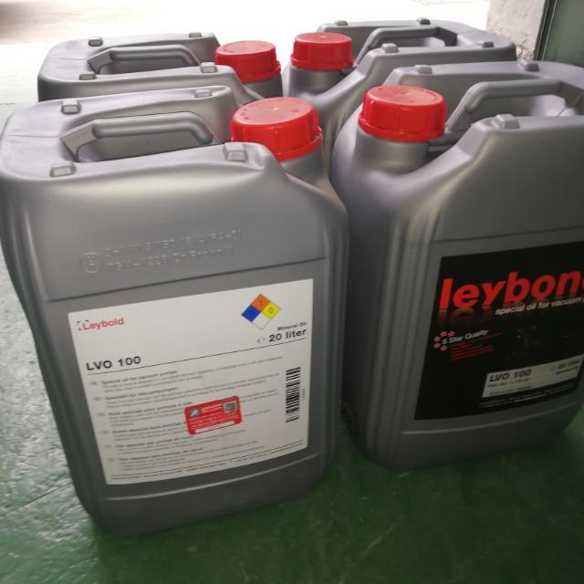 德国莱宝真空泵油LVO100