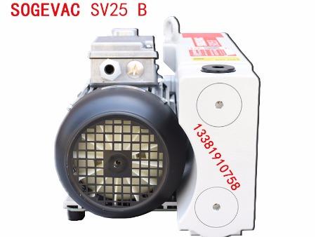 莱宝真空SV泵SV25B