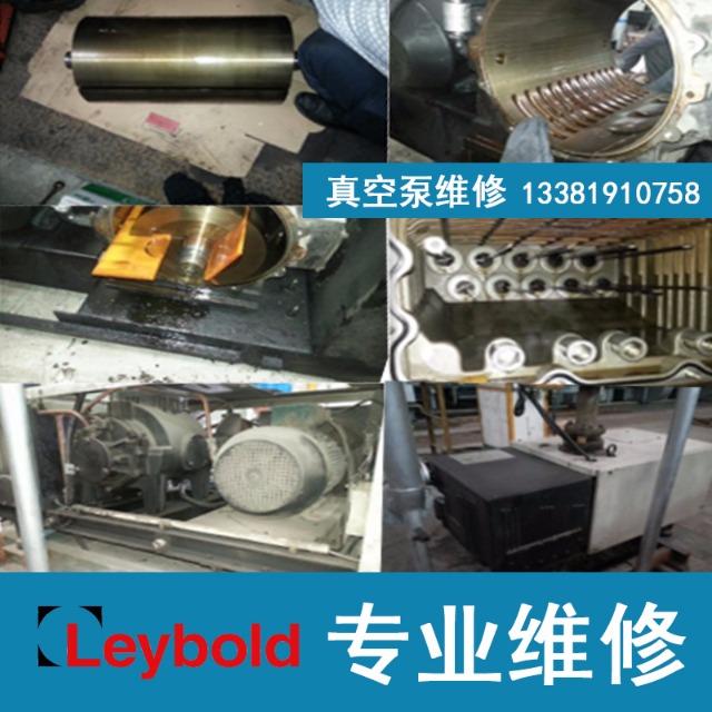 莱宝真空泵维修SV630B