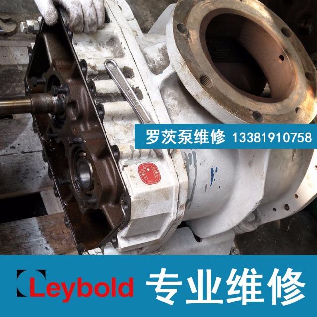 莱宝罗茨泵WSU251维修保养
